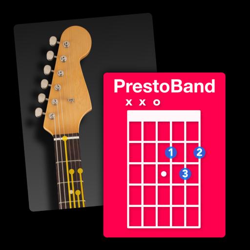 PrestoBand Guitar and Piano