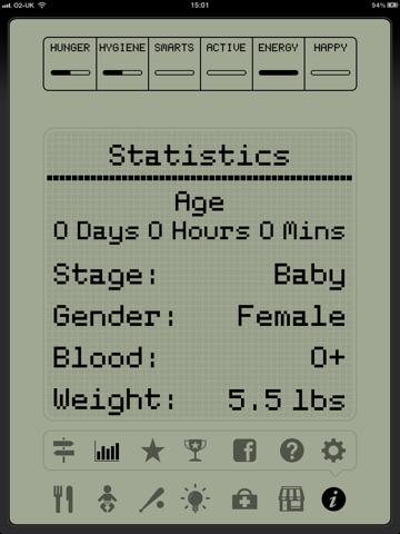 Hatchi - A Retro Virtual Petのおすすめ画像4