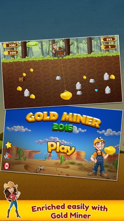 Gold Miner 2017 New screenshot-4