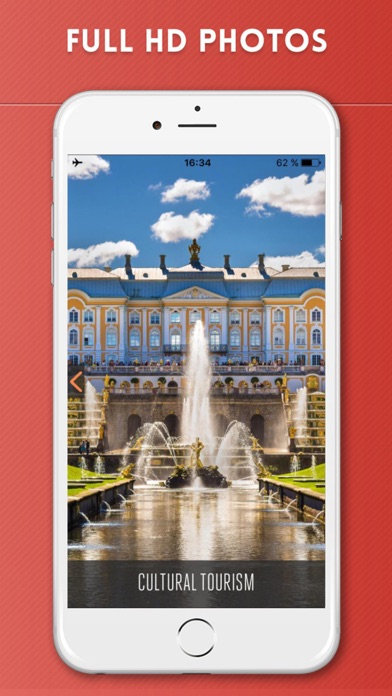 Russia Travel Guide and Offline Street Map screenshot two