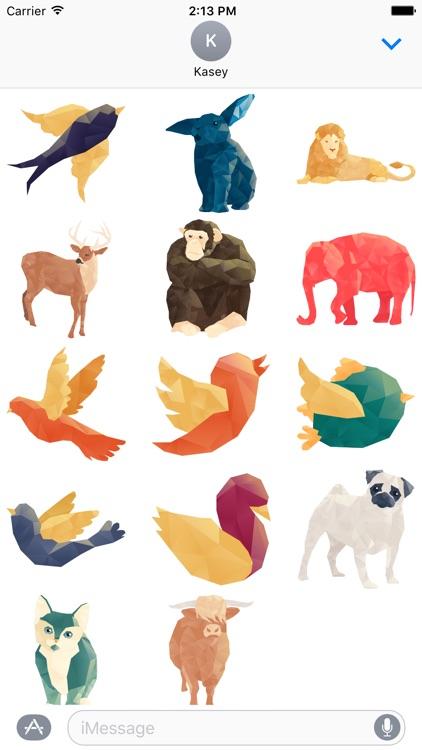 Animal Sticker Pack