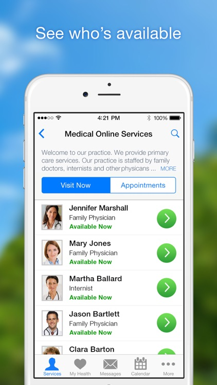 Nemours CareConnect screenshot-0