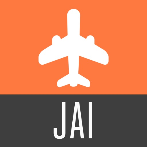 Jaipur Travel Guide with Offline City Street Map