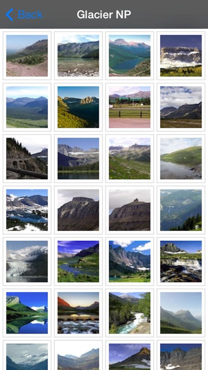 Glacier National Park - USA screenshot-4