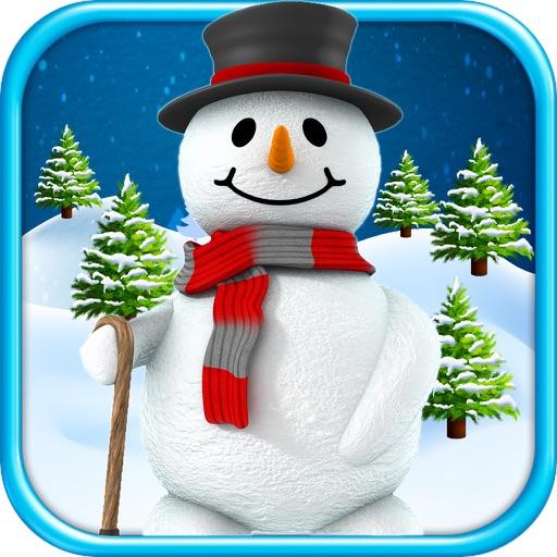 Snowman Maker & Builder - Frozen Simulator Salon