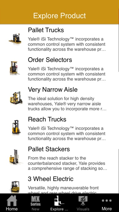 Yale Dealer North America-2