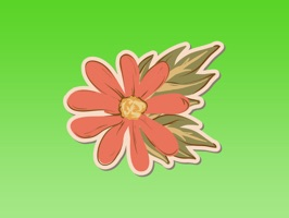 Flower Sticker Pack is the hottest new sticker pack on iOS 10