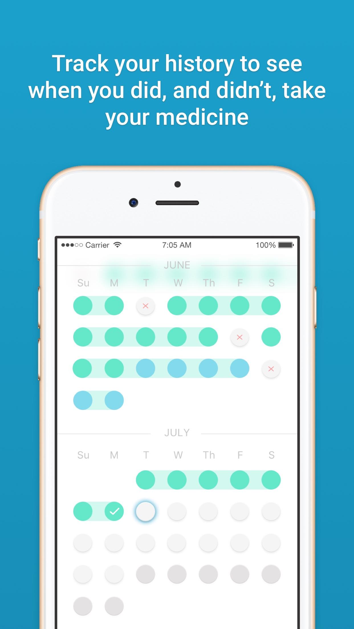 Round Health Screenshot