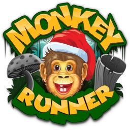 Monkey Runner : crazy run  in jungle for banana
