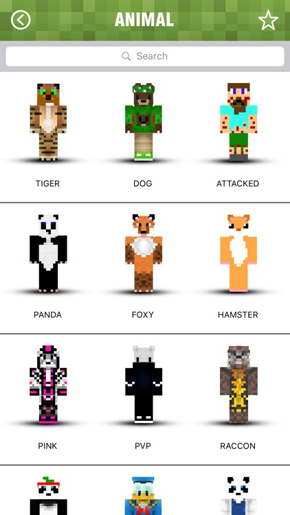 MineSkinsBox for Minecraft PE & PC Boys Girls Art