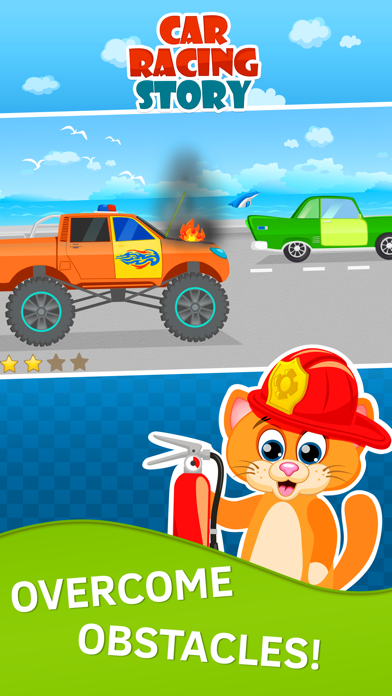 Toddler Racing Car Game for Kids. Premiumのおすすめ画像1