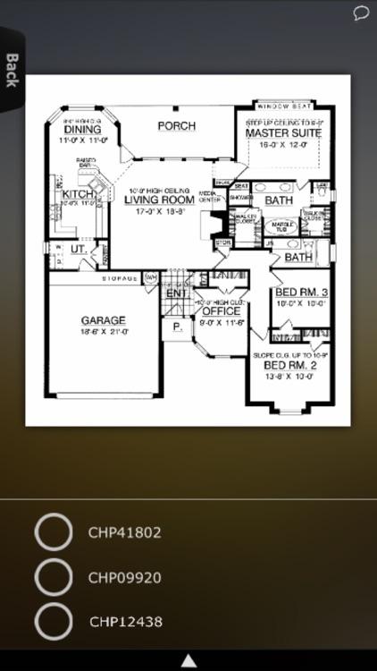 House Plans - Cottage screenshot-4