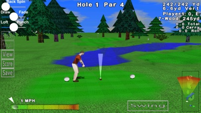Gl Golf review screenshots