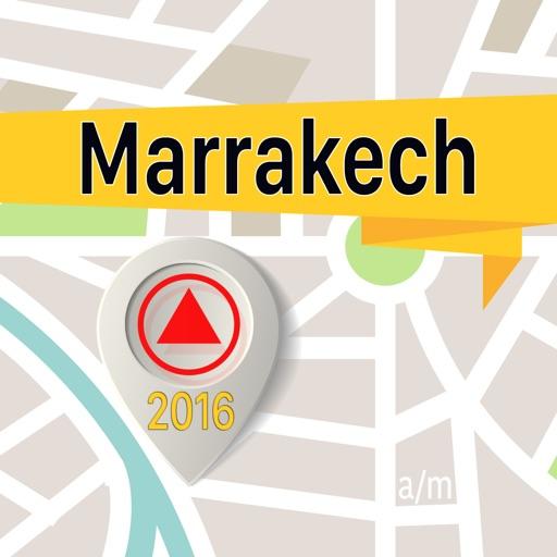 Marrakech Offline Map Navigator and Guide