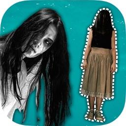 Halloween ghost photo stickers – Photo Editor