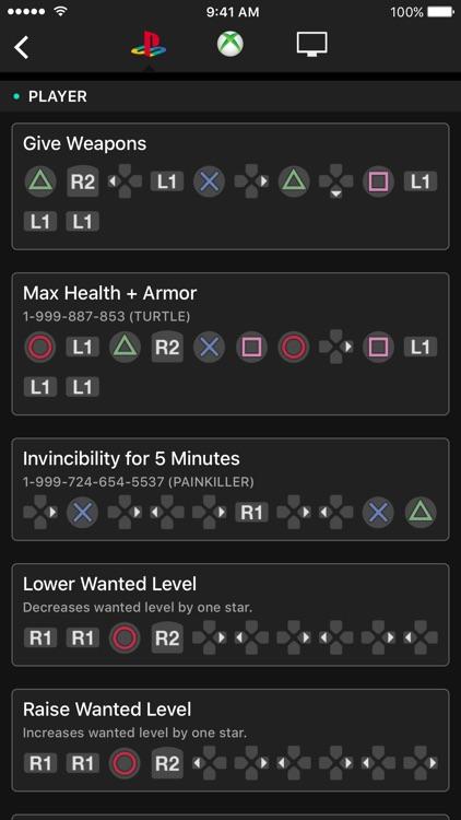 All Cheats for GTA V (5)
