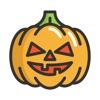 Fun Halloween Stickers