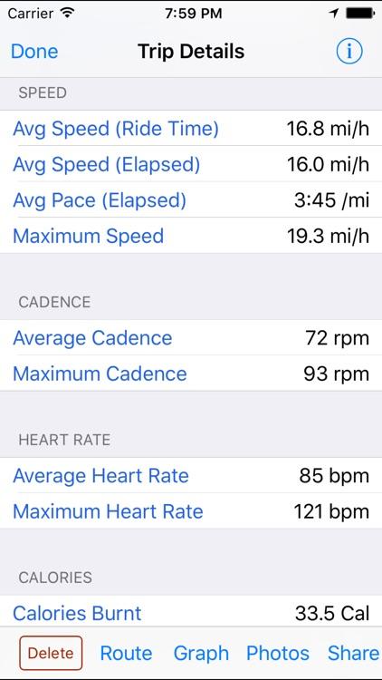 BioLogic BikeBrain – GPS bike and cycle computer screenshot-3