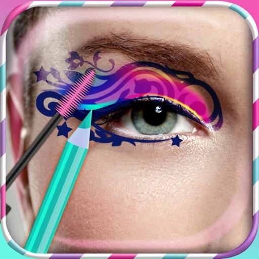 Eye Makeup Ideas: Beauty Salon & Photo Edit.or