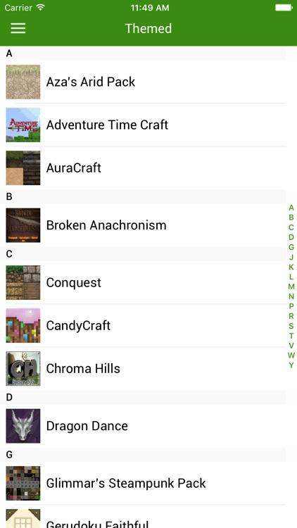 Texture Packs Lite for Minecraft PC screenshot-3