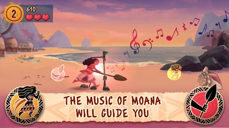 Moana: Rhythm Run screenshot-0
