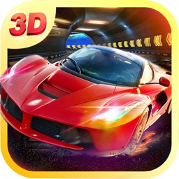 3D Speed Run : The Real Car Games Experience