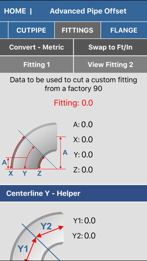 Pipe fitter calculator 3. 45 free download.