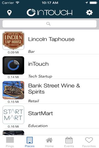 inTouch Smart City - náhled