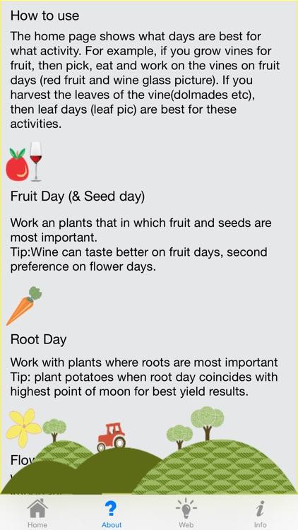 Planting Rhythms & Wine Days