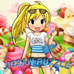 jigsaw anime puzzle learning game for kid 4 yr old