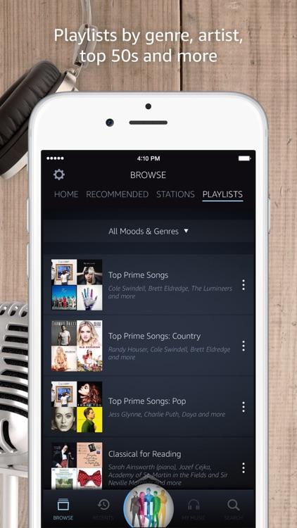 Amazon Music screenshot-3
