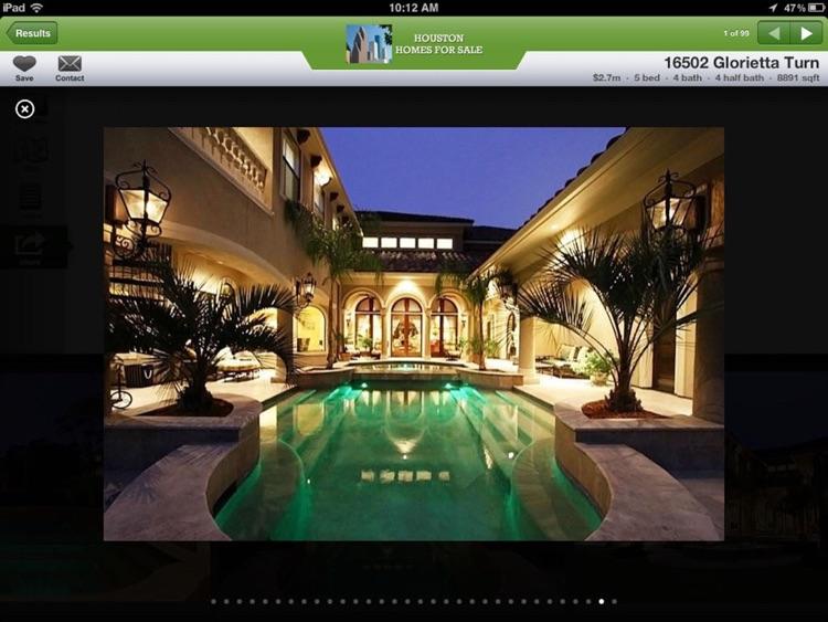 Houston Homes for Sale for iPad screenshot-3