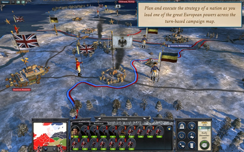 Screenshot #2 for Napoleon: Total War - Gold Edition