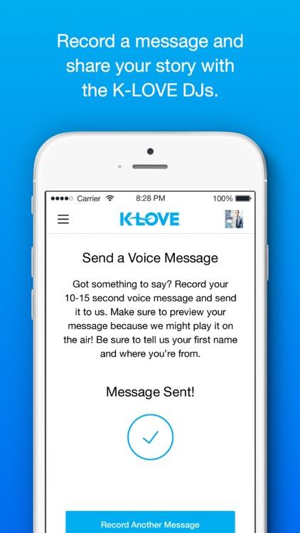 K-LOVE screenshot-3