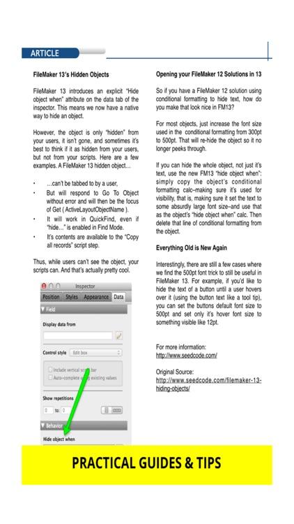Database Magazine screenshot-3