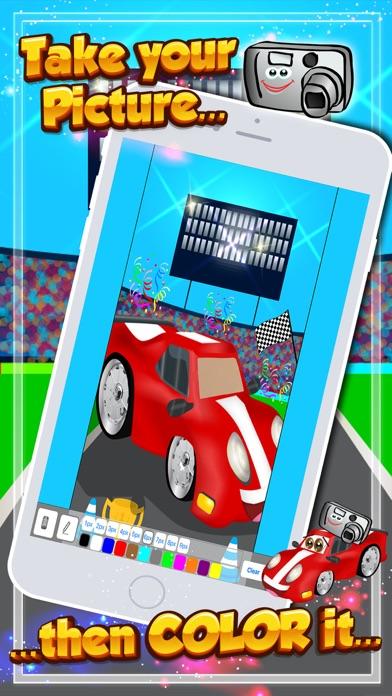 子供の自由のための車ゲームのおすすめ画像4