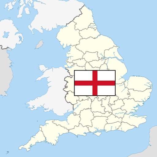 Counties of England - Quiz