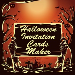 Halloween Invitation Cards Maker