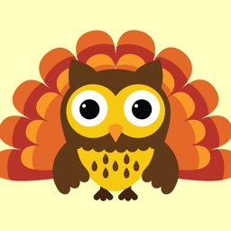 Thanksgiving & Fall Stickers