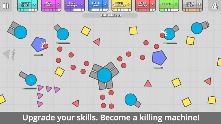diep.io screenshot-2