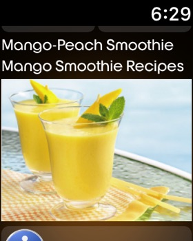 Smoothie Recipes Info Kit screenshot 13