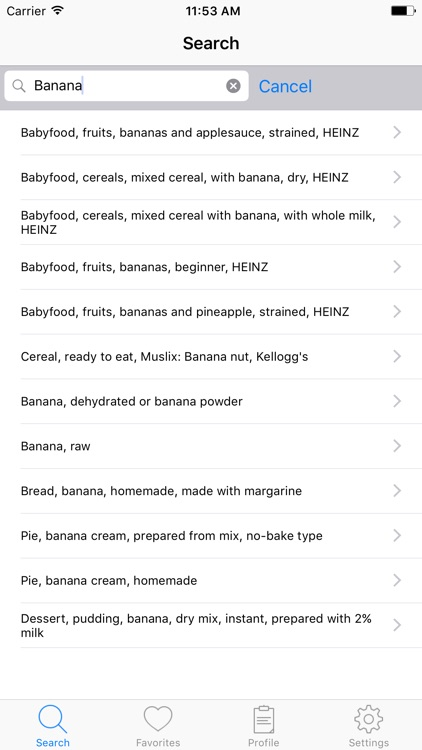 Nutrient Wise screenshot-0