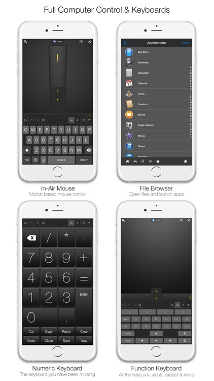 Mobile Mouse Remote screenshot-3