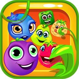Secret garden puzzles - Best juicy fruit match 3