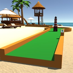 Mini Golf 3D Tropical Resort
