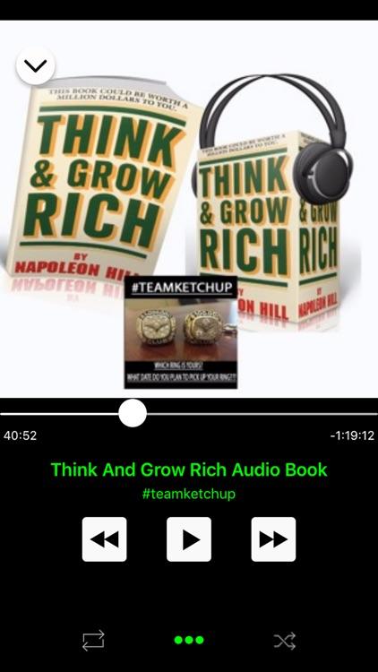 WEALTH - Entrepreneur Audiobooks Podcasts & Quotes
