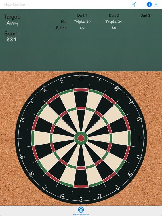Darts Trainer screenshot-0