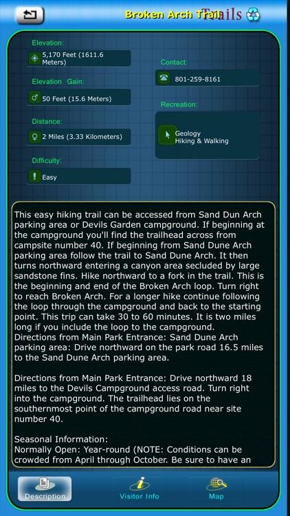 Arches National Park screenshot-3