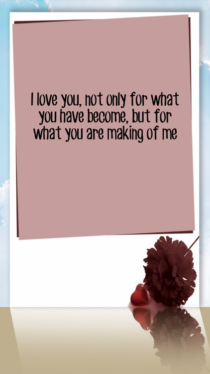 Love quotes  Romantic photos & messages - Premium screenshot-3
