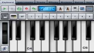 Screenshot for Music Studio in Austria App Store
